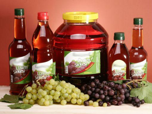 صور طريقة تحضير خل العنب