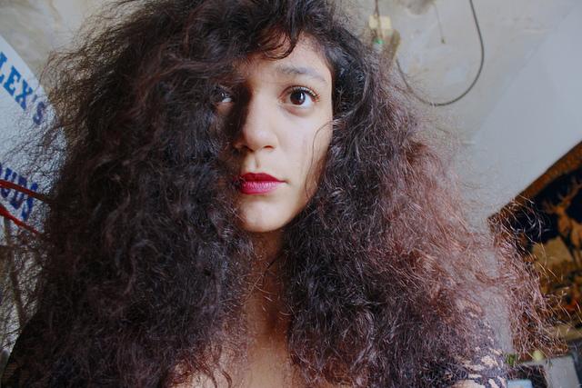 صورة خلطات لتنعيم الشعر الخشن