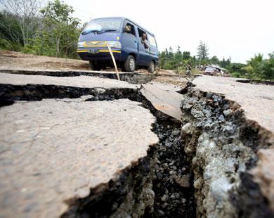 صور بحث عن الزلازل , بحث مكتوب عن الزلزال