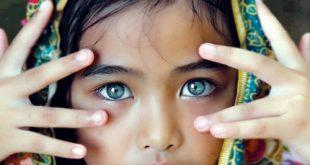 هندية صاحبة اجمل عيون في العالم , هنديه بعيون روعه