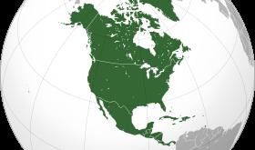 صورة كم قارة في امريكا الشمالية