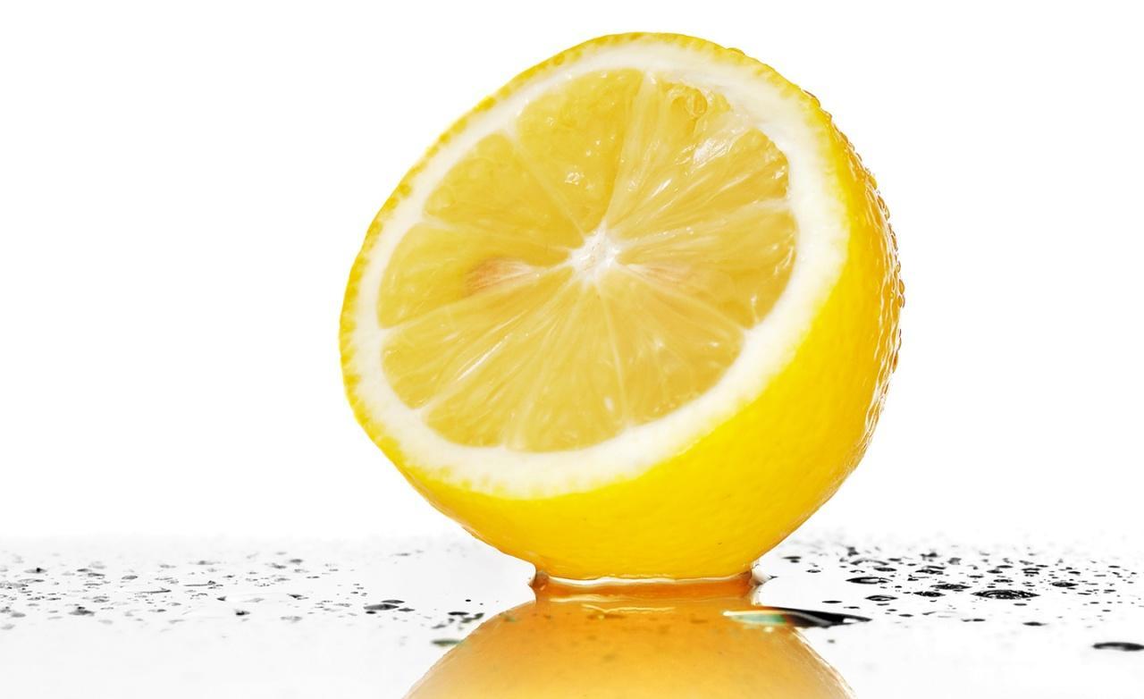 صوره الليمون قبل النوم