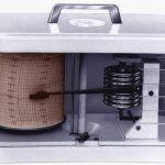 الباروجراف مسجل الضغط الجوي , ماكينه تسجل الضغط الجوى