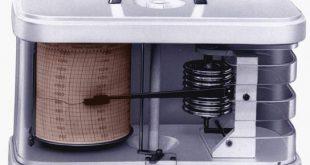 صور الباروجراف مسجل الضغط الجوي , ماكينه تسجل الضغط الجوى