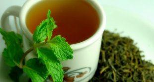 اضرار الشاي الاخضر الصيني