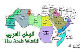 كم دولة عربية تقع في قارة افريقيا