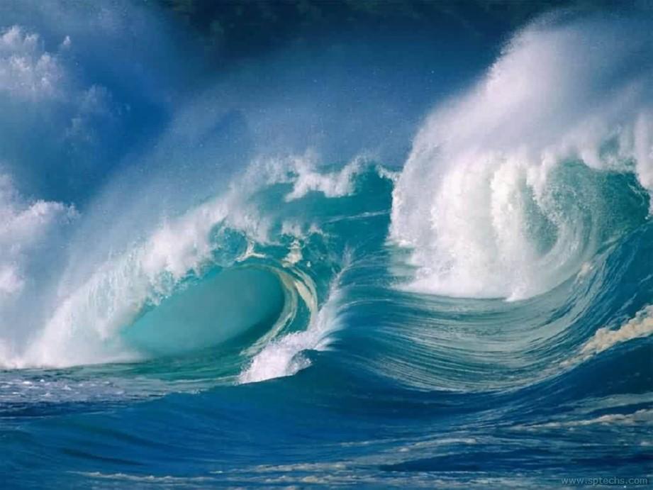 صور هو البحر اوسع , ما هو اكبر بحر فى العالم