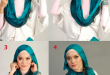 صور طريقة وضع الحجاب , ابسط طريقه لوضع الحجاب
