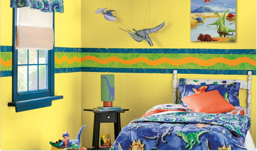صورة دهانات غرف نوم اطفال , غرف نوم اطفال 2000