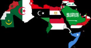 بلاد الوطن العربي