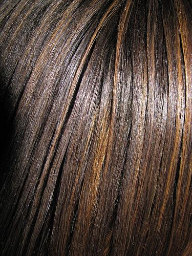 صور تغيير لون الشعر تدريجا