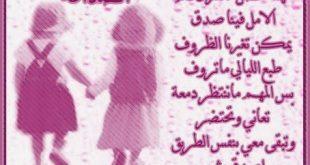 كلمات حب للاصدقاء