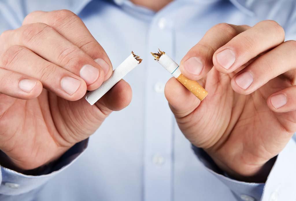 صور معالجة التدخين