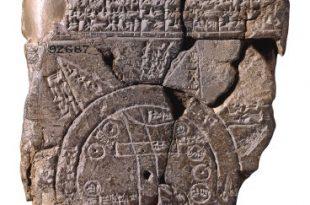 صور متى صنع الانسان اول خريطه جغرافية
