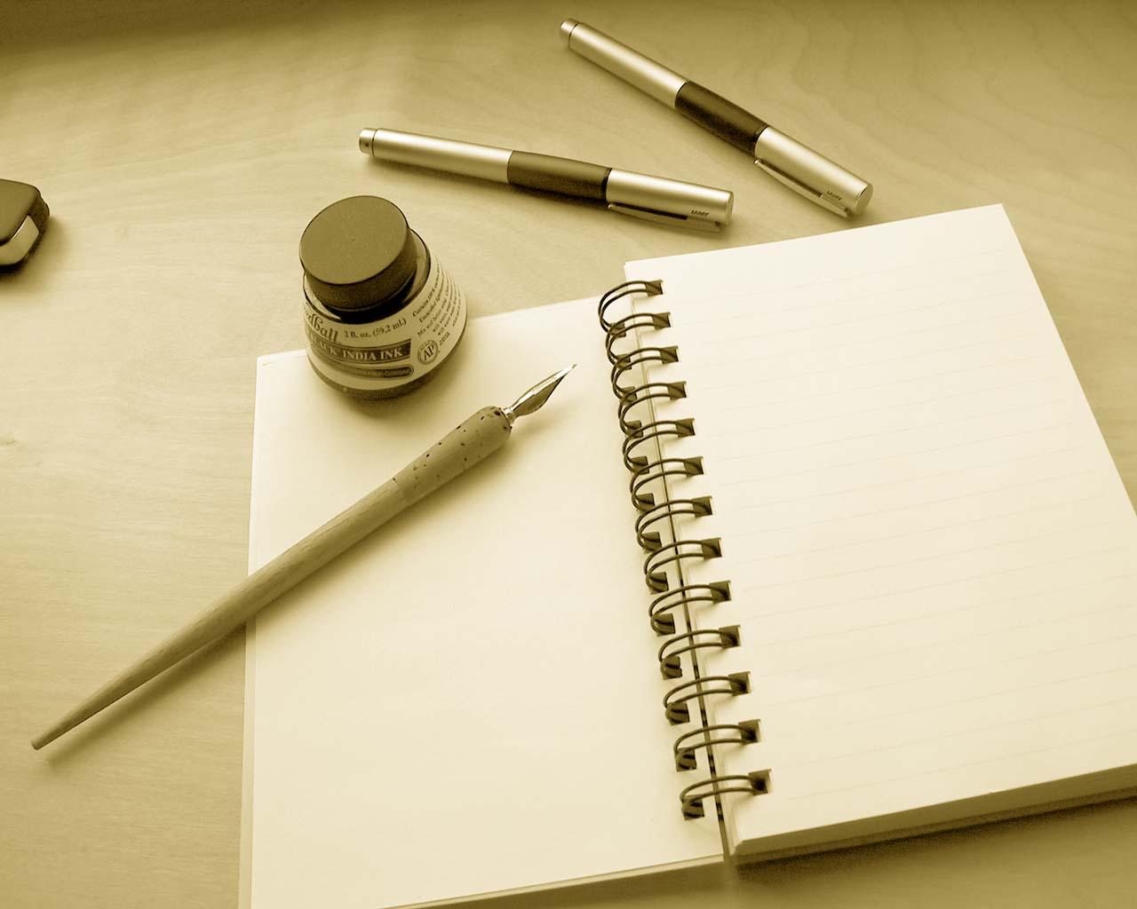 صور كيف تبدا كتابة كتاب