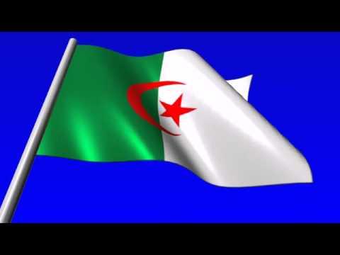 صور قصيدة عن العلم الجزائري