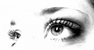 خاطره عن العيون الجميله