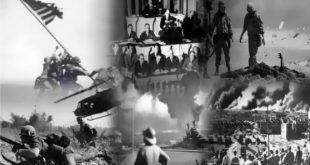 انتهاء الحرب العالمية الثانية