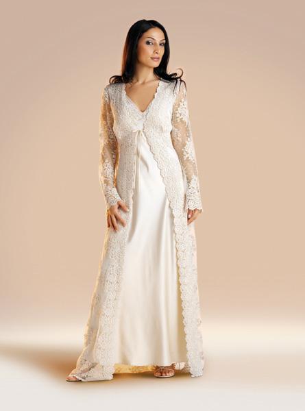 صور ملابس النوم للعروس , ملابس رقيقة
