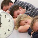 كثرة النوم، اضرار كثرة النوم