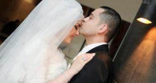 الخجل يوم الزفاف