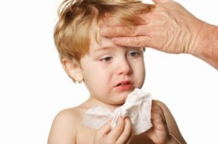 صور علاج الزكام عند الاطفال والتهاب اللوزتين