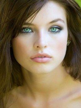 صور بنات بعيون خضراء صور عيون خضراء العالم اجمل