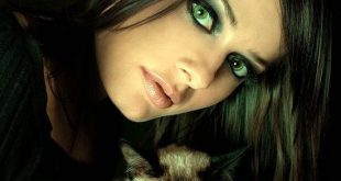 صور بنات بعيون خضراء , صور عيون خضراء