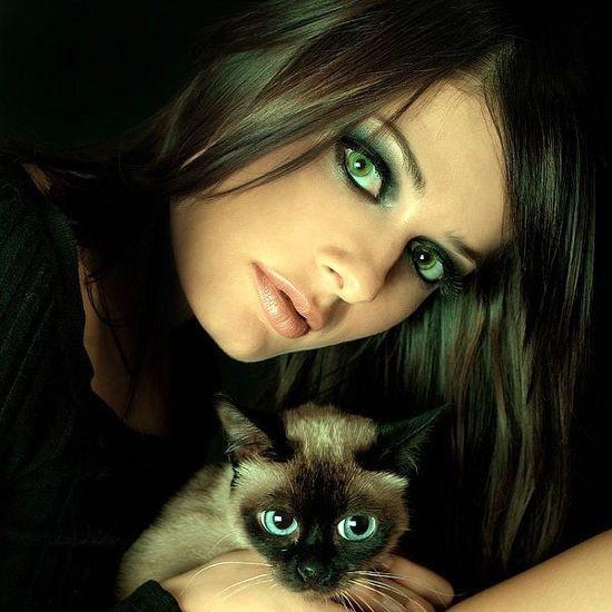 صور صور بنات بعيون خضراء , صور عيون خضراء