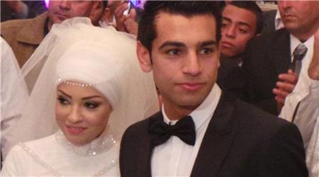 صورة زوجة محمد صلاح , زوجة اللاعب محمد صلاح