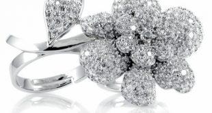 صورة خواتم الماس ، مجموعه منوعه من خواتم الماس تجنن