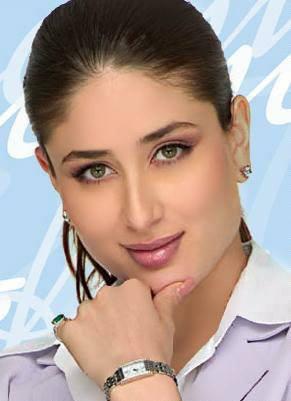كارينا كابور , من اشهر الممثلات الهندية