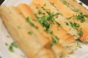 صورة طريقة عمل اصابع الجلاش بالجبنة , من اروع الاكلات