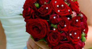 بوكيه ورد احمر , اجمل هدية