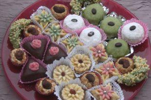 صور حلويات جزائرية جديدة بالصور , اجمل الحلويات الجزائرية