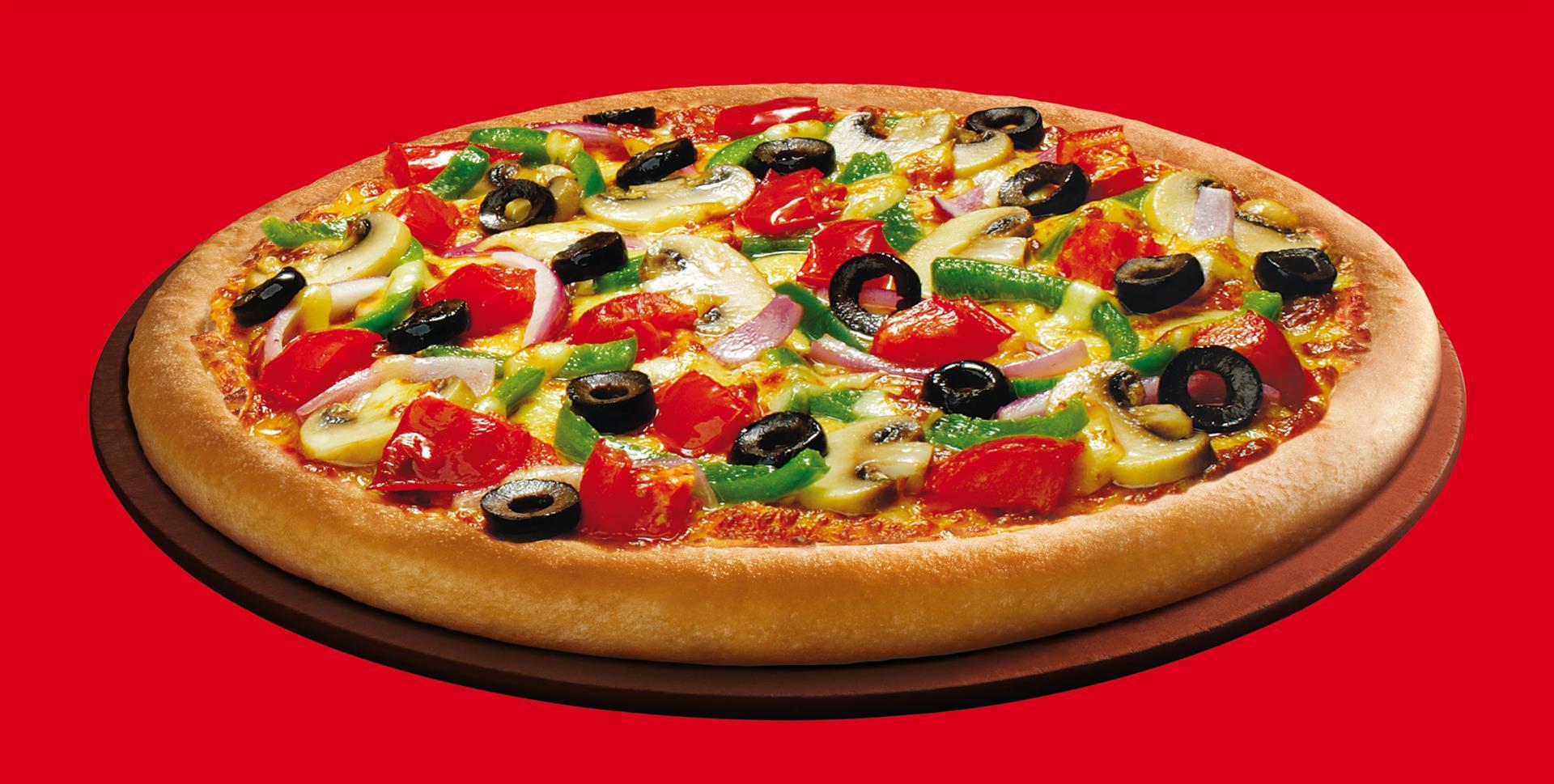 صورة طريقة عمل بيتزا بالخضار , احلى الطرق لعمل البيتزا