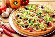صور طريقة عمل بيتزا بالخضار , احلى الطرق لعمل البيتزا