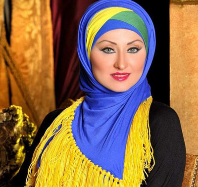 صورة اخر صيحه للحجاب 2019