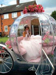 صورة صور لعربيه سندريلا لزفه العروس