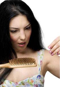 صورة علاج سقوط الشعر من الطبيعة