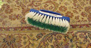 تنظيف السجاد بطريقة سهلة