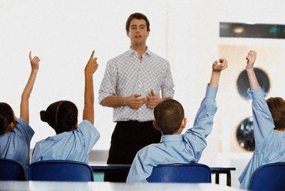 صور موضوع انشاء عن المعلم