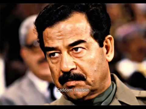 صور صور الزعيم صدام حسين مع تفاصيل حياته الحقيقية