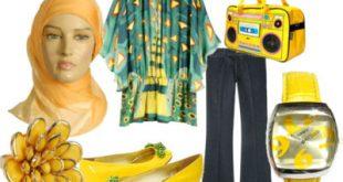 صور ملابس محجبات عصرية