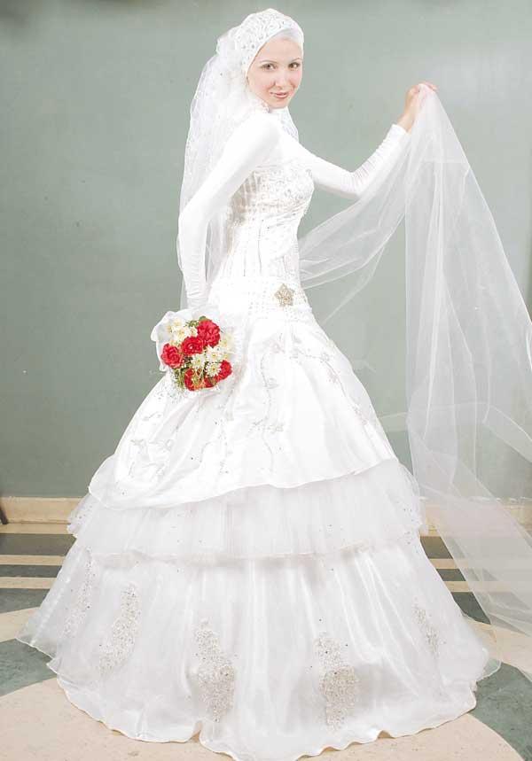 صور فساتين زفاف امازون , احلى ملابس الامازون