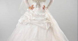 فساتين زفاف امازون , احلى ملابس الامازون
