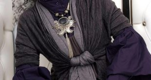صور حجابات جزائرية صيفية مخيطة