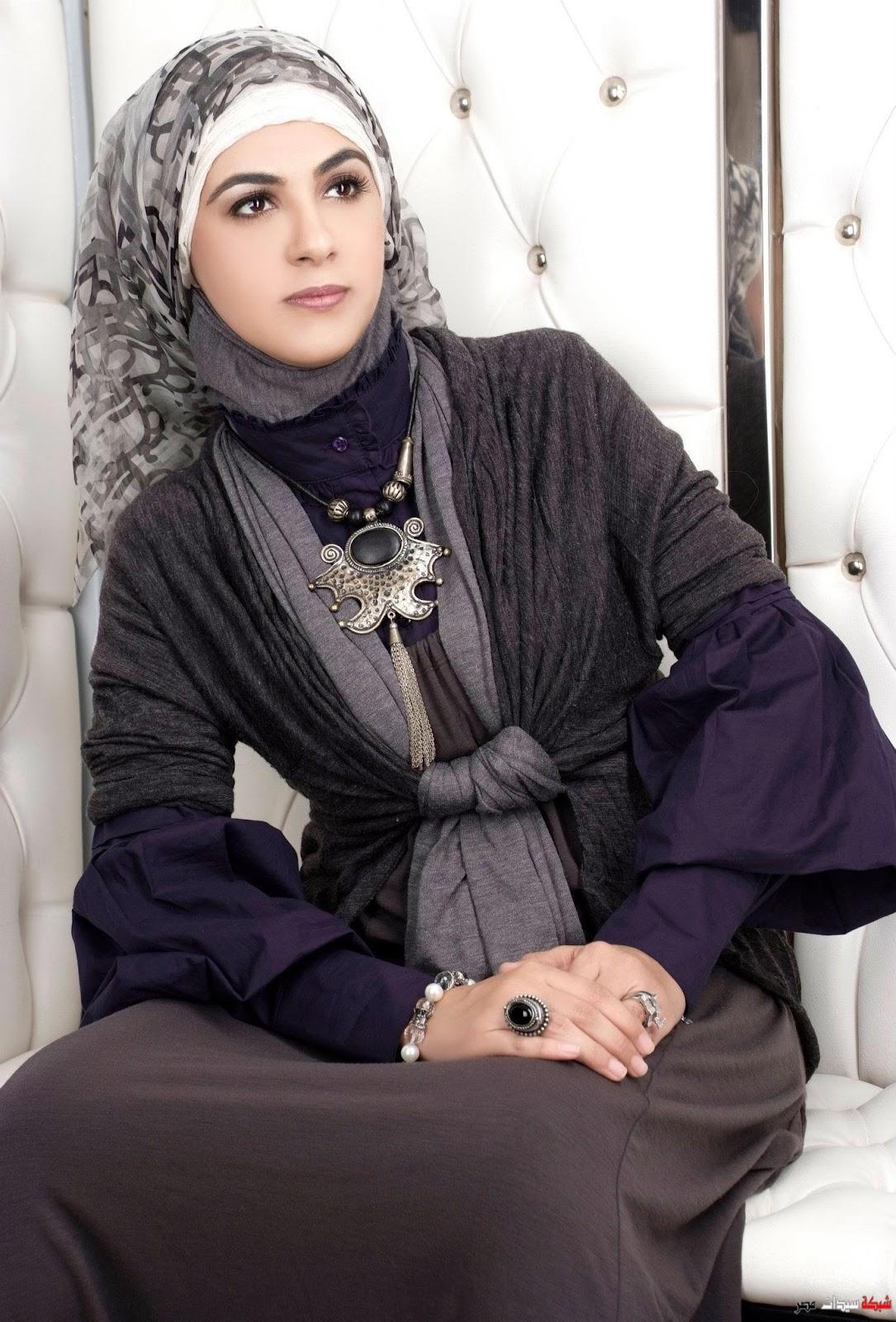 صورة حجابات جزائرية صيفية مخيطة