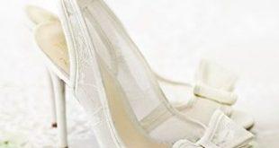 صور احدث احذية للزفاف , احذيه روعة 2017