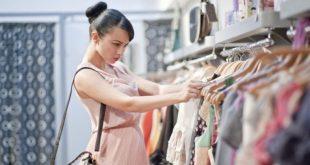 صورة نصائح عند شراء الملابس , نصيحة مفيدة لاقتناء الفساتين 2019